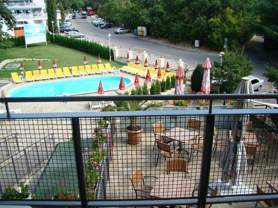 Gradina Hotel: Вид из номера