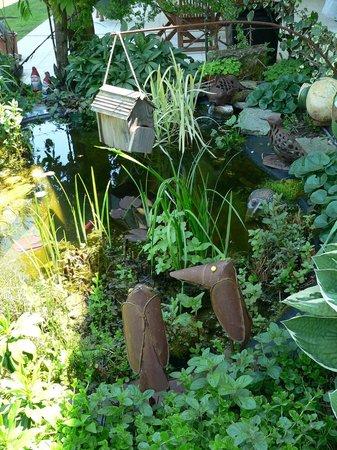 La Cressonnière : petit bassin