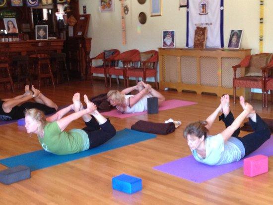 Creacon Wellness Retreat: Bow ~ Dhanurasana