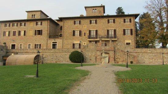 Villa San Filippo Resort: Front of Villa