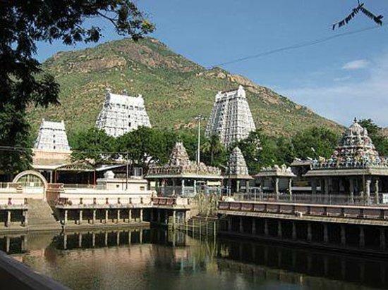 Annamaliar Temple, Tiruvannamalai