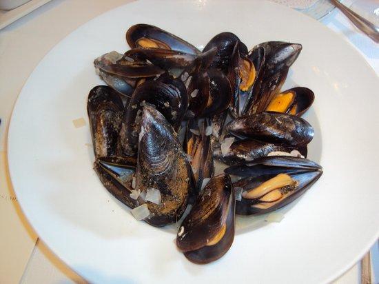 Restaurant Manolo: MEJILLONES