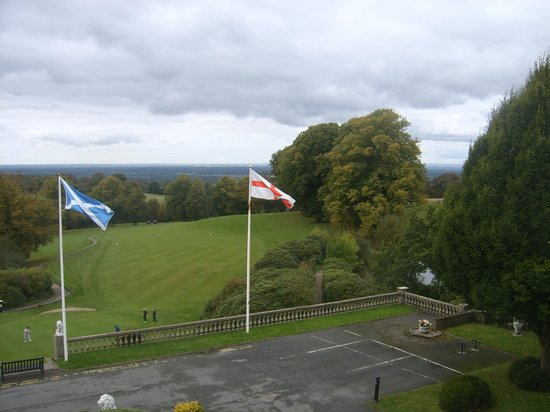 Shrigley Hall Hotel, Golf & Country Club : Hotel grounds
