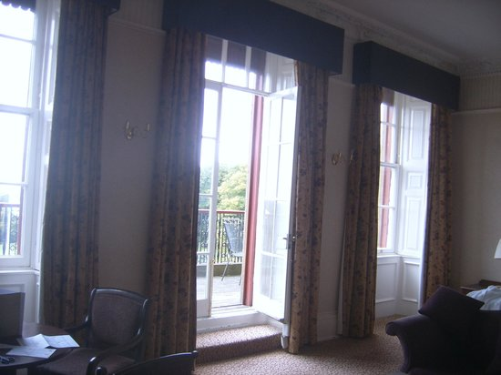 Shrigley Hall Hotel, Golf & Country Club : Luther suite