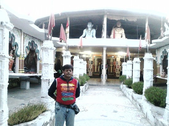 Sri Ram Tirath Temple: New temple under construction