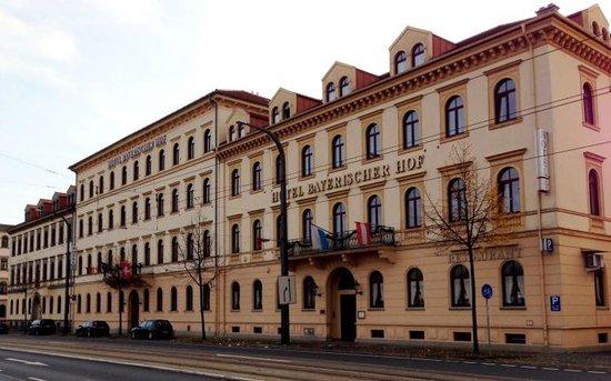 Hotel Bayerischer Hof: Hotel Bayerische Hof