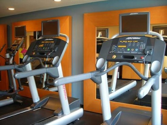 Red Lion Hotel Eureka: Gym