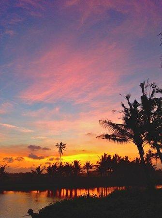 Villa Biara: Sunset