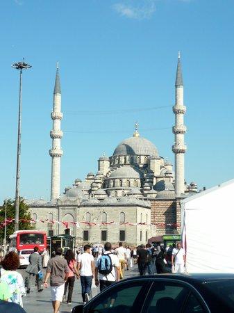 Yeni Cami: veduta