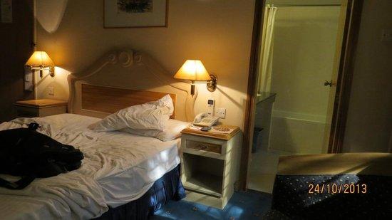Royal Park Residence : Bed