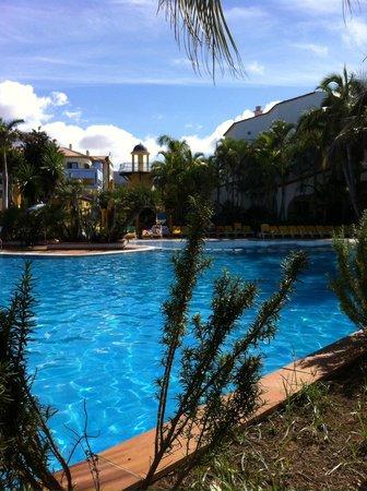 Park Club Europe Hotel: veduta della piscina principale