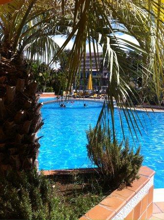 Park Club Europe Hotel: piscina