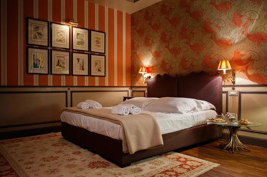 Residenza Borsari: camera deluxe