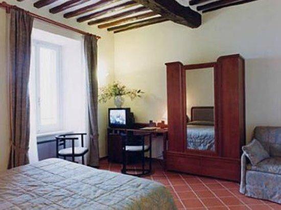 Palazzo Bocci : camere