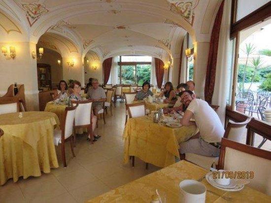 Hotel San Francesco: restaurant - breakfast