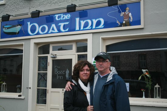 The Boat Inn: Tim & Alycia