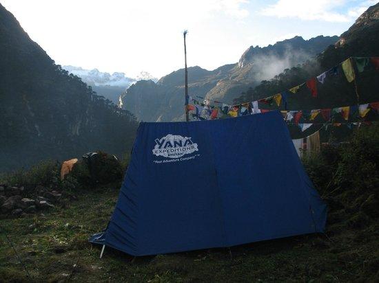 Mongar, Bhutan: Camping in Untouched Wilderness