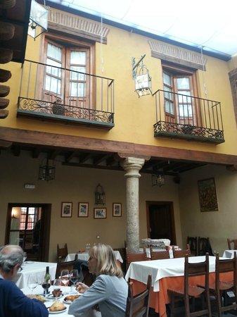 Las Cancelas Restaurant: Comedor