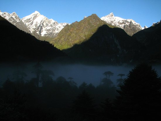 Mongar, Bhutan: Holy Mountains of Singye Dzong