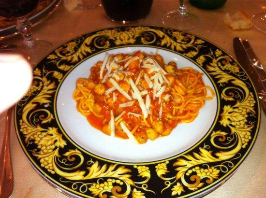 La Masseria: Maccheroni ... Stupendi