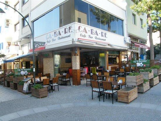 Cabare Restaurant: CaBaRe Giriş 3