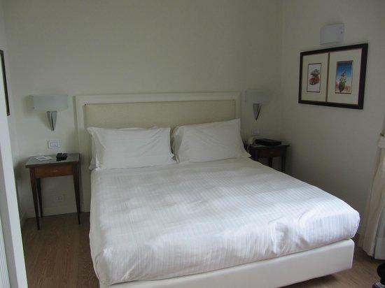 Hotel Italia : Comfortable bed - quiet room