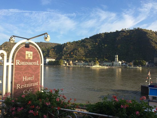 Rheinhotel St. Goar: The view from Room 2