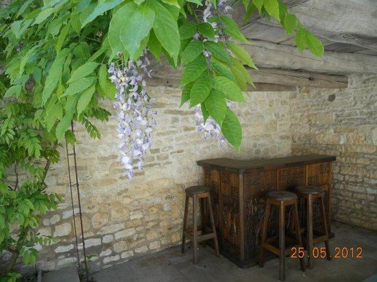 La Cressonniere: le bar