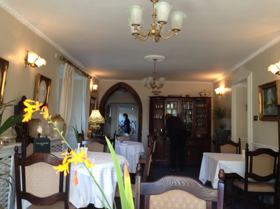 The Castle Country House : Breakfast room