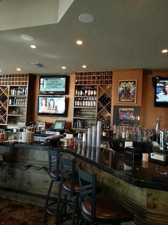 Patrick's: Bar area