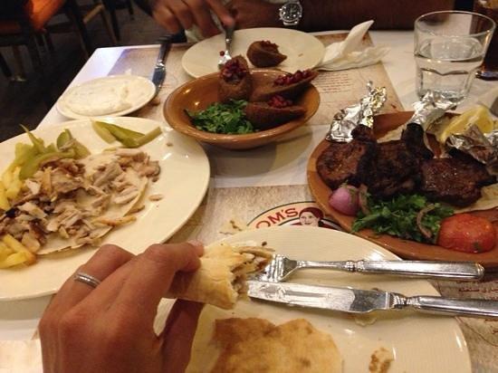 Mom's Food & Kitchen Restaurant: sharing ...