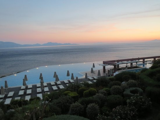 Michelangelo Resort and Spa: sunset