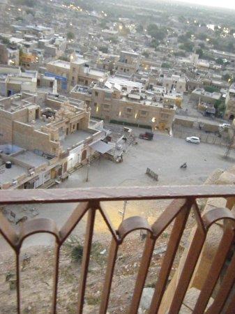 Surja Hotel : Jaisalmer in the morning