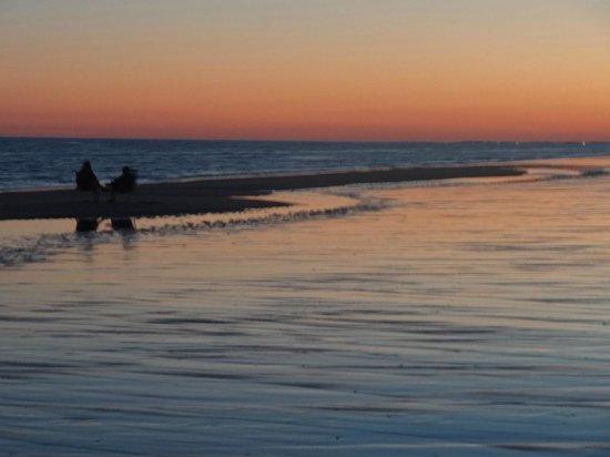 Eurotel Altura: hay que sentarse junto al mar y disfrutar el atardecer