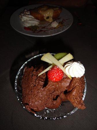 Grazie Mille: nos desserts