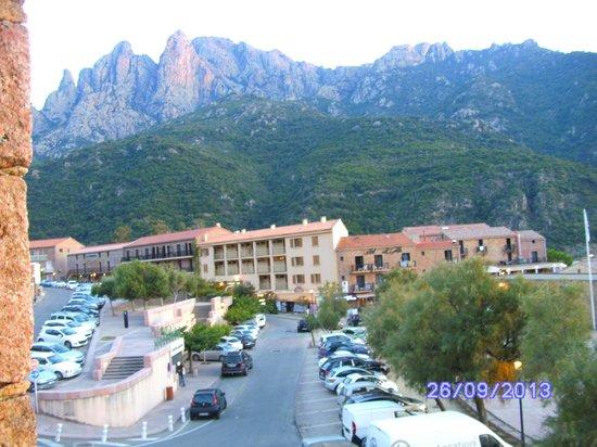 Hotel Le Subrini : autres hotels vue de la chambre