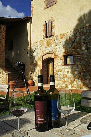 Tenuta Mormoraia : Mormoraia Wine