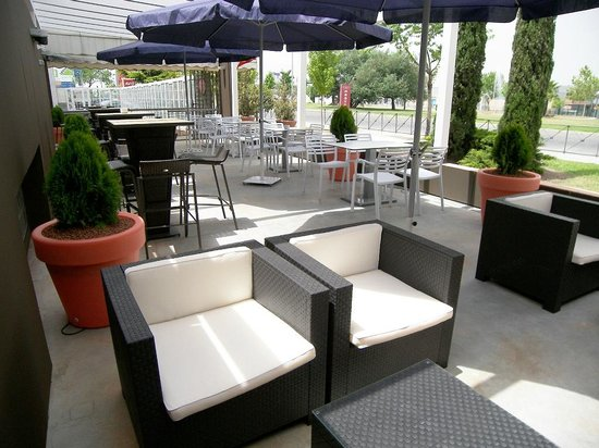 hotel majadahonda terraza chill out - Terrazas Chill Out
