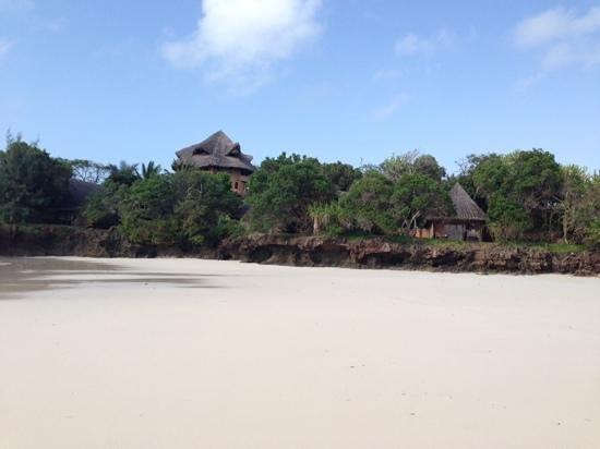 The Sands At Chale Island: la spiaggia