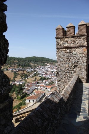 Cortegana Castle