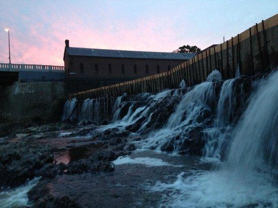 historic lowell mills マサチューセッツ州 ローウェルの写真