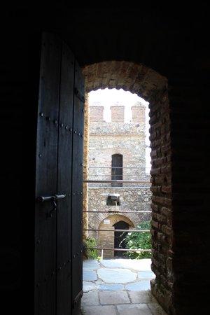 Castillo De Cortegana: Patio interior