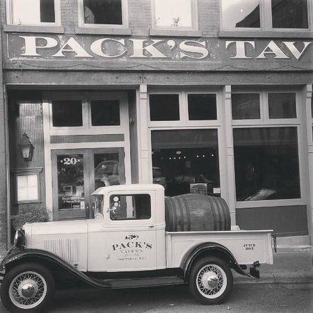 Pack's Tavern: taking it back