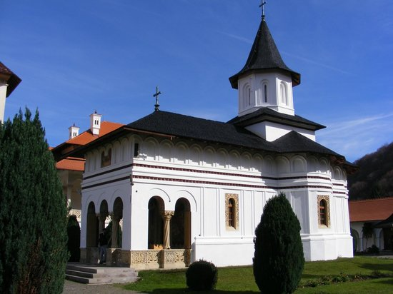 Sambata de Sus, Romania: Old church