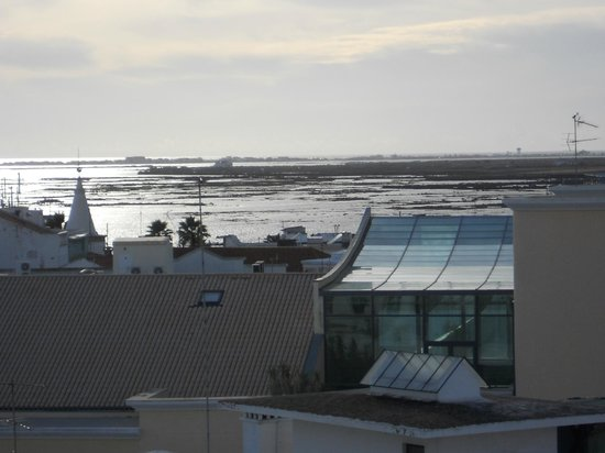 Stay Hotel: View from rooftop Solarium