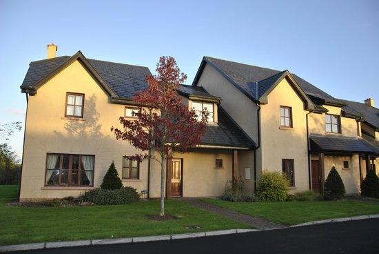 Adare Manor: Our villa