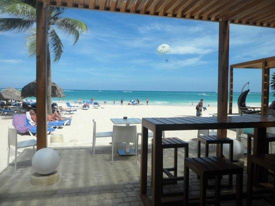 Tropical Princess Beach Resort & Spa: Vista desde el Snack Bar
