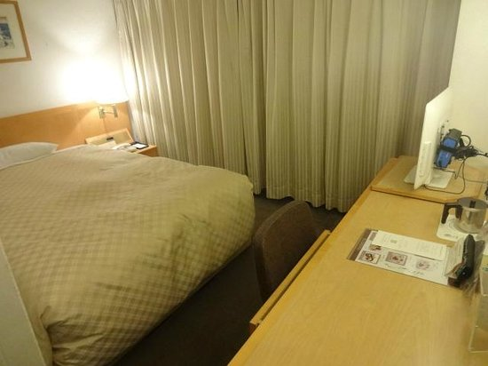Kansai Airport Washington Hotel: ROOM