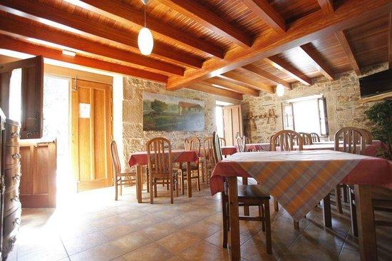 Casa do Tarela: Comedor