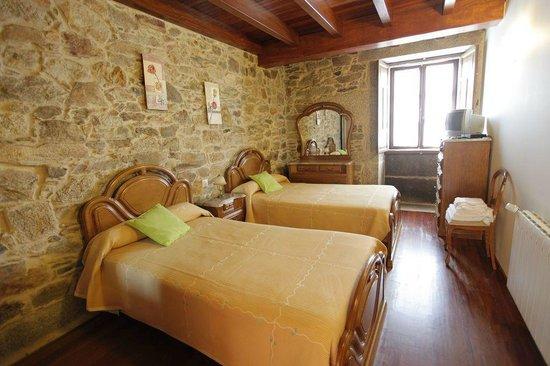 Casa do Tarela: Habitacion standard - 2 camas